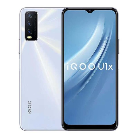 iQOO U1X高通骁龙662 大电池 18W双引擎闪充AI全场景三摄智能手机