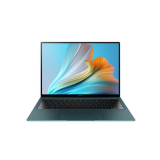 华为笔记本电脑MateBook X Pro 2021款13.9英寸11代酷睿i7 16G 512G 锐炬显卡/3K触控全面屏/多屏协同 翡冷翠