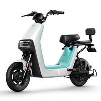 新色发售: 小牛电动 G0 40 电动车 白蓝色