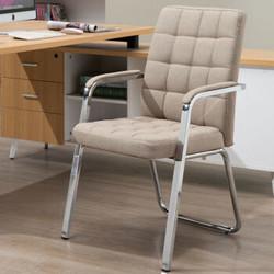 零梦 电脑椅家用弓形办公椅宿舍座椅靠背凳