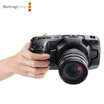 Blackmagic Pocket Cinema Camera 6K Super 35 手持式数字摄影机