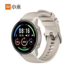 小米(MI)小米手表Color运动版  象牙白