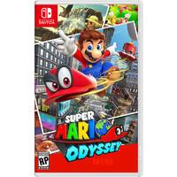 Nintendo 任天堂 Switch游戏卡带《超级马力欧 奥德赛》中文