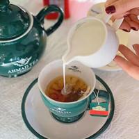 AHMAD TEA 电话亭存钱罐设计 红茶2g*20包 *3件