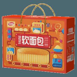 达利园 法式软面包 600g