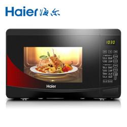 海尔haier 微波炉烤箱一体机20L MZ-2011