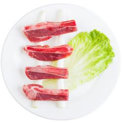 双汇 猪扇骨1kg 免切多肉猪扇子骨猪肩胛骨猪月牙骨 猪骨高汤煲汤食材 国产猪肉生鲜 *2件
