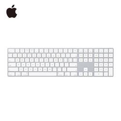 Apple/苹果 键盘带有数字小键盘的妙控键盘深空灰色原装配件