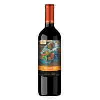 Santa Rita 圣丽塔  干红葡萄酒 750ml *4件