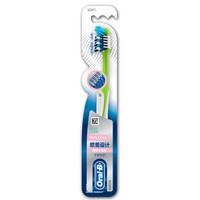 京东PLUS会员:Oral-B 欧乐-B 牙龈专护精准多角度软毛牙刷 *9件