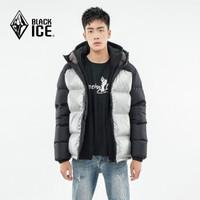 BLACK ICE 黑冰 F8566 男款鹅绒羽绒服