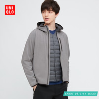 UNIQLO 优衣库 431988 男款摇粒绒夹克外套
