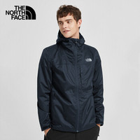 THE NORTH FACE 北面 NF0A4UDC 男款三合一冲锋衣