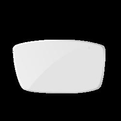 ZEISS 蔡司  新清锐 1.74折射率钻立方铂金膜镜片*2片装