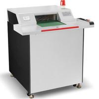 科密(COMET) 碎纸机 大型大容量工业级销毁粉碎机 24小时工作 单次500张碎纸 自动加油/自动刀具维护CM-500P
