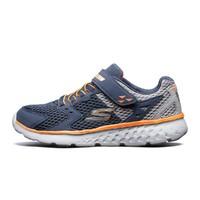 斯凯奇运动男童鞋 新款运动中大童鞋缓震轻质魔术贴运动鞋跑步鞋