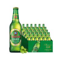 必买年货:TSINGTAO 青岛啤酒 经典 330ml*24瓶 *2件