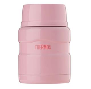 THERMOS 膳魔师 SK-3000 焖烧罐 470ml 粉色