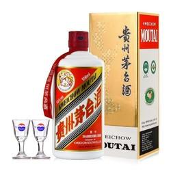 MOUTAI 茅台 飞天茅台酒 2020年份 酱香型白酒 53度 500ml