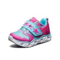 唯品尖货:SKECHERS 斯凯奇 女童魔术贴运动鞋