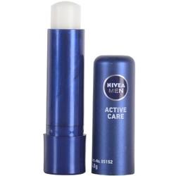 妮维雅(NIVEA)润唇膏女士男士补水保湿护唇膏  天然型润唇膏4.8g*2