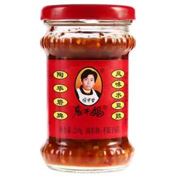 The Godmother 老干妈 风味水豆豉辣椒酱 210g *13件