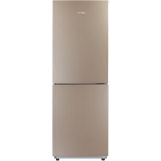 美的(Midea)190升 小型家用两门小冰箱 HIPS环保内胆 节能静音 持久锁冷自动控温 BCD-190CM(E)