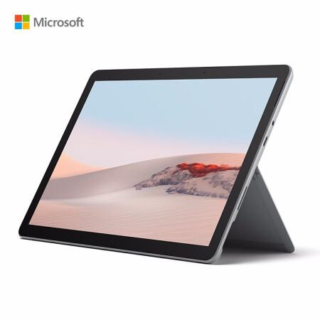 Microsoft 微软 Surface Go 2 10.5英寸平板电脑(奔腾4425Y、8GB、128GB)WLAN版