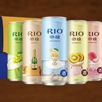必买年货:RIO 锐澳 鸡尾酒 330ml*10罐