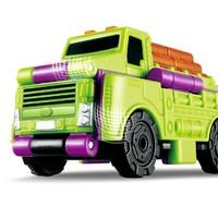 AULDEY 奥迪双钻 酷变车队系列玩具 3只装