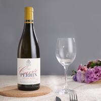 必买年货、限地区:佩兰家族 珍藏罗纳河谷丘AOC 白葡萄酒 2019年份 750ml