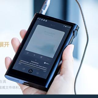 SHANLING 山灵 M3x HiFi 音乐播放器MP3 黑色 32G
