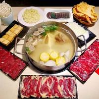 有效期至4月底!牛垚鲜牛肉火锅3-4人套餐 上海百联滨江购物中心店