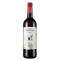 LAMONT 拉蒙 波尔多AOC级 芳汀酒庄 干红葡萄酒 750ml  *3件