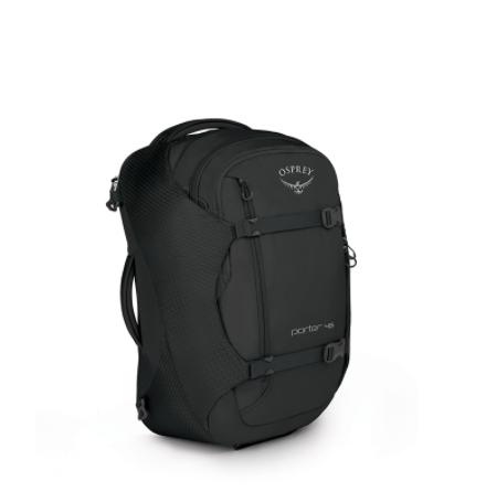 OSPREY TRAVEL旅行系列 PORTER 旅行背包 10001115 黑色 46L