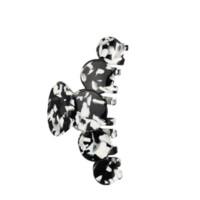 ZENGLIU ZS19543 女士串珠多色發夾 黑白色