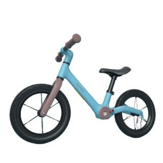 700Kids 柒小佰 儿童平衡车+头盔护具七件套 充气款 布朗熊