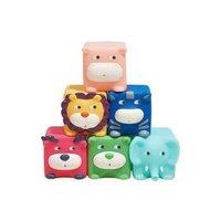 京东PLUS会员:BabyCare 婴儿玩具软积木