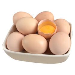 星火农家散养土鸡蛋新鲜现发笨鸡蛋 30枚