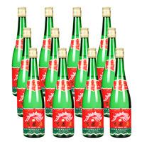 西凤酒 高脖绿瓶 45%vol 凤香型白酒