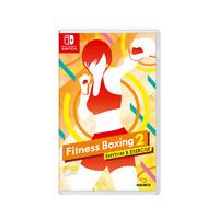 任天堂switch体感游戏 有氧拳击2 ns游戏卡 健身拳击2 Fit Boxing 2 支持双人 健身类 全新现货正版中文