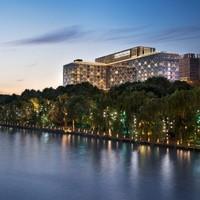 春节不加价!杭州远洋凯宾斯基酒店 运河景观房2晚(含2大1小早餐+下午茶)