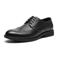 2020年秋季男士布洛克雕花百搭休闲商务皮鞋