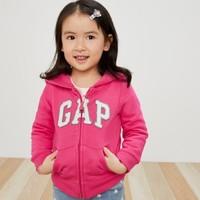 27日0点:Gap 盖璞 女幼童 运动卫衣