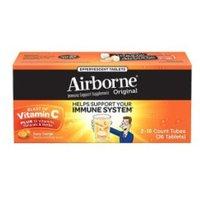 Schiff 旭福 Airborne 维C泡腾片 橘子味 36粒