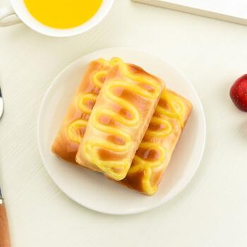 卡吉士 夹心奶酪 吐司手撕面包 400g*3箱