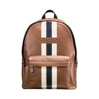 蔻驰(COACH)奢侈品男包 新款男士牛皮双肩包 旅行包 电脑包运动休闲包 男