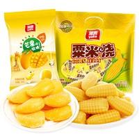 雅客  粟米烧玉米软糖  500g