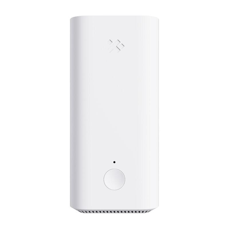 华来小方 MR01HL Mesh JDG联名款 分布式路由器 双频1000M WiFi 5 单支 白色