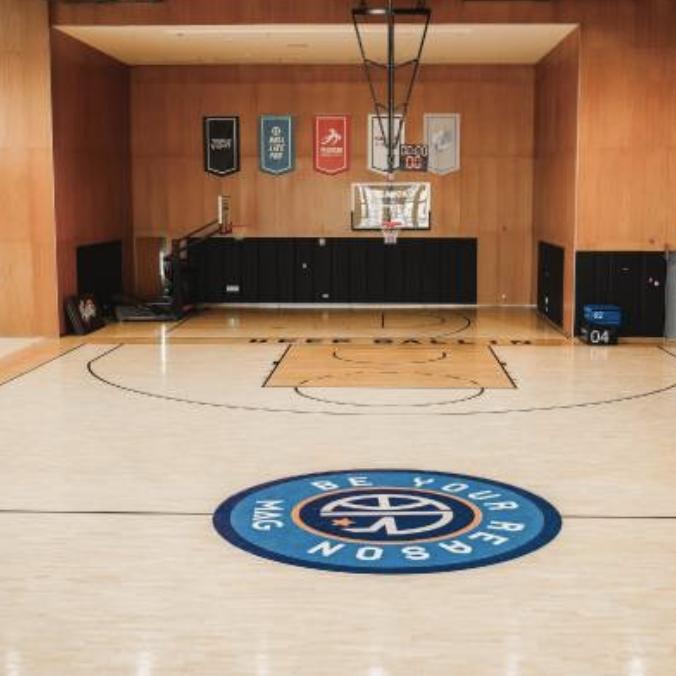限量100份!杭州4店通用!REASON 国际篮球学院 中外教双语篮球课4节(赠篮球1个)